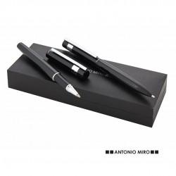 Boligrafo y Roller de Antonio Miro grabado como desee