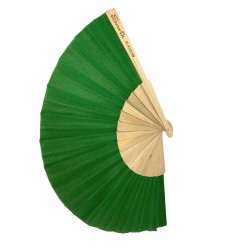 Abanico varilla madera personalizado