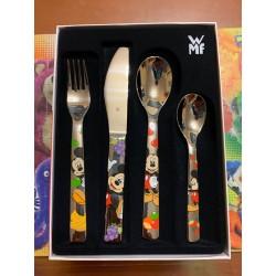 Cubiertos Infantiles WMF Micky Mouse, Grabados y Personalizados